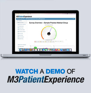 Schedule a Demo of M3 Patient Experience