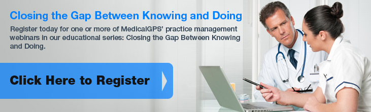 Closing the Gap Between Knowing and Doing Webinar Series